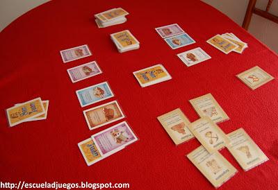 Reseña de San Juan, juego de cartas para hasta 4 jugadores editado en español por Devir.