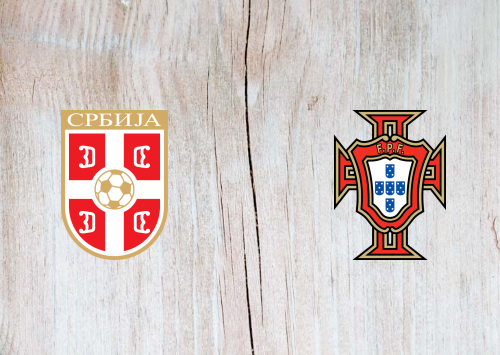 Serbia vs Portugal Full Match & Highlights 7 September 2019