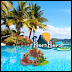 Farmville Bora Bora Isles Farm -Paradise Resort (Centerpiece Buildable)