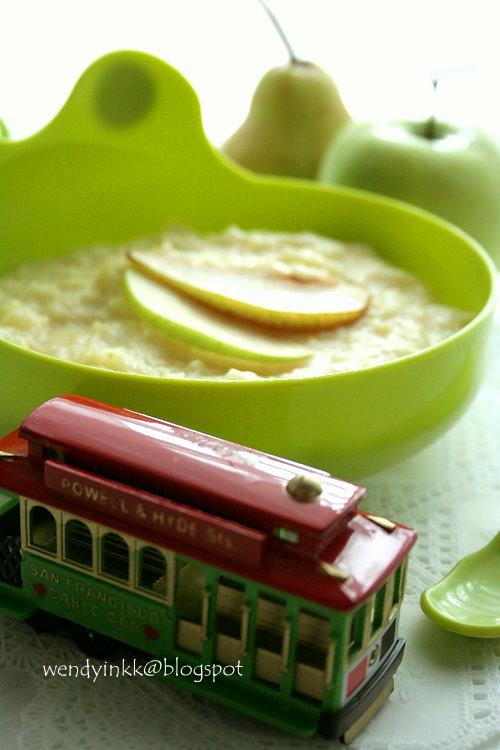 Millet Porridge Baby Food