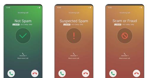 Samsung automatically blocks unwanted calls