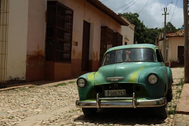 Trinidad samochody