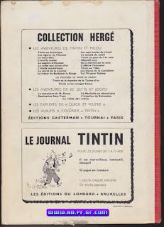 Recueil Tintin, édition Belge, numéro 88, 1968