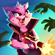 Playstore icon of Animals vs Zombies