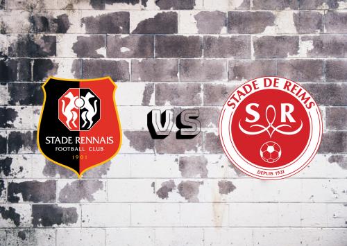 Rennes vs Reims  Resumen