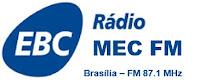 Rádio MEC FM 87,1 de Brasília DF