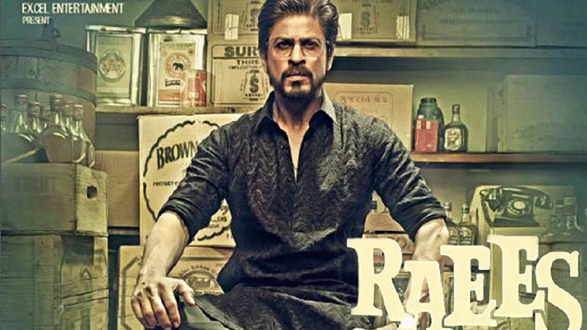 Raees Movie Illegally Leaked On Filmywap Raees Movie Download