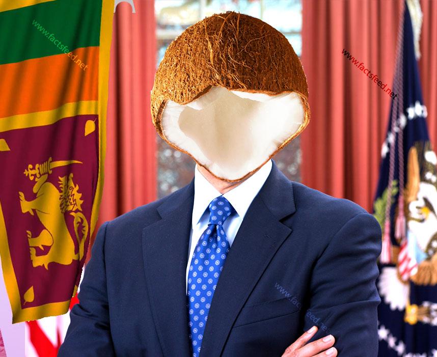 fact about Sri Lanka ministry of coconut development