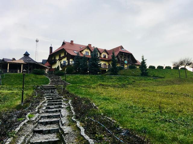 Hotel Lokis, Niedzica-Zamek, Cisowa 4