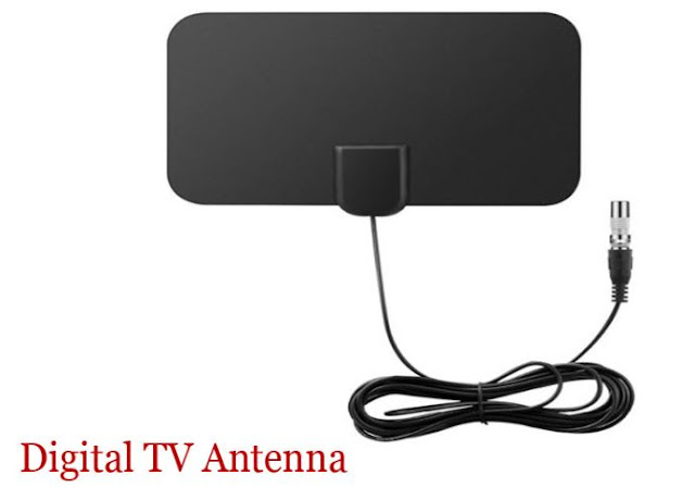 digital tv antenna guide television channels no cable
