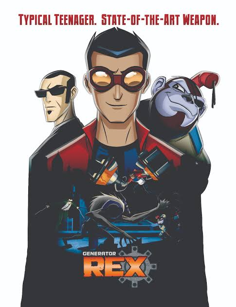 Generator Rex All Season All Episodes All Images In 720P