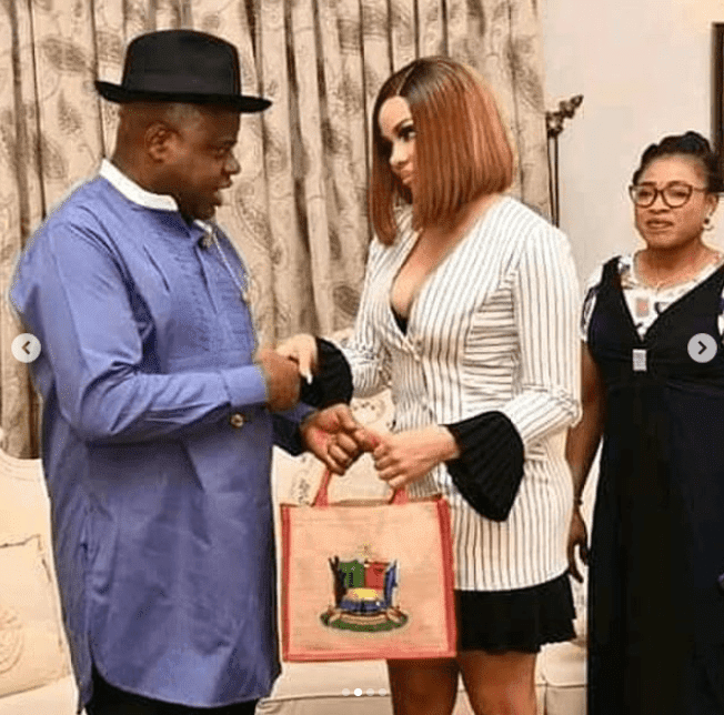 Nigerians blast Erica over supposed jealousy on Nengi's appointment