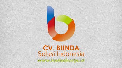Lowongan PT Bunda Solusi Indonesia berdiri sejak 2014 melakukan berbagai layanan jasa dan distribusi produk kebutuhan keluarga membuka lowongan sebagai CUSTOMER SERVICE, dengan kualifikasi