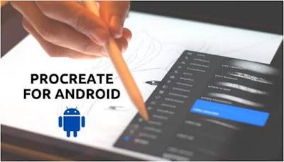 أفضل, تطبيقات, بديلة, لـ Procreate, على, هواتف, وأجهزة, اندرويد