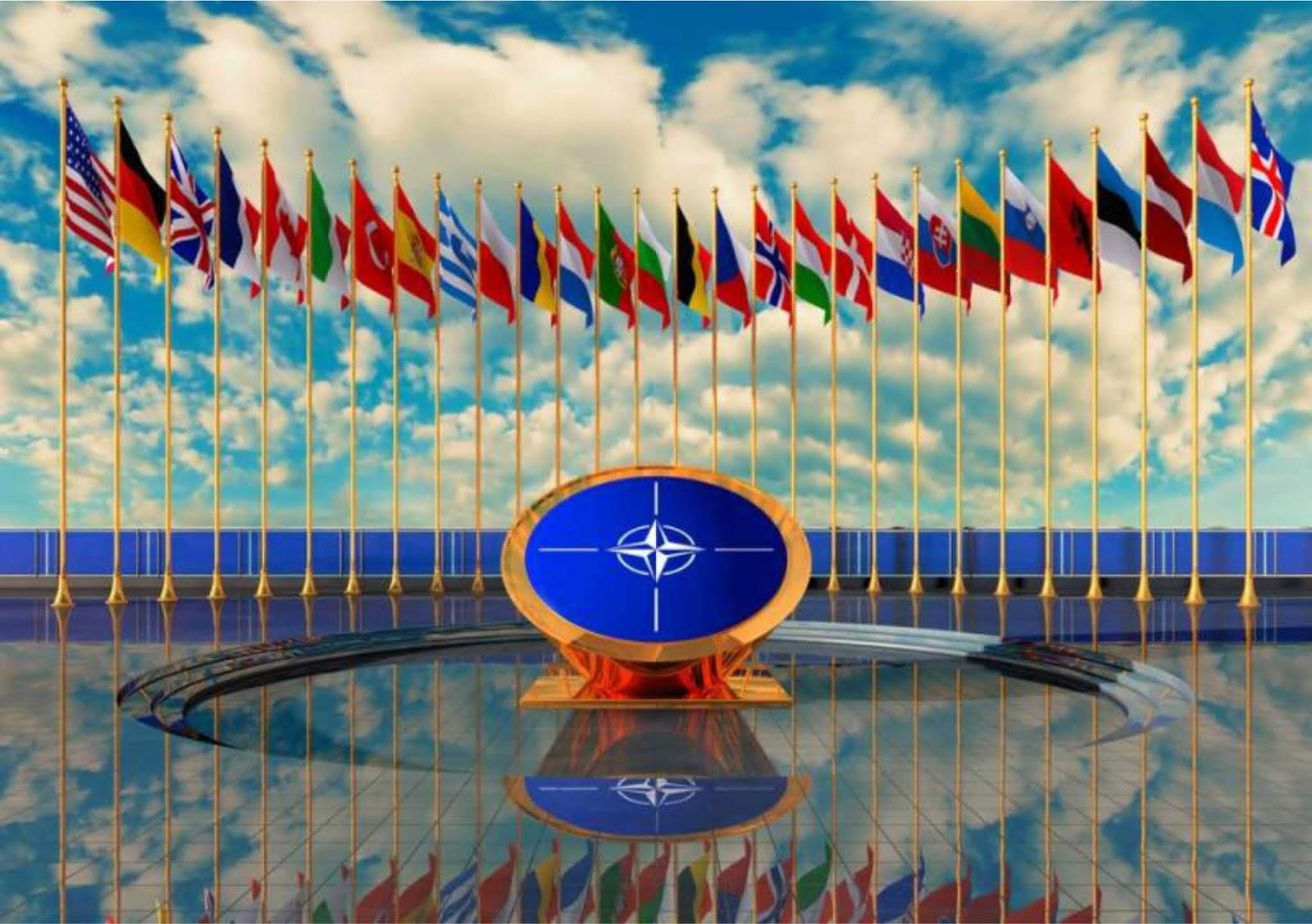 Untuk pertama kalinya, NATO akan membahas rencana pertahanan terkait dengan penghentian Perjanjian INF