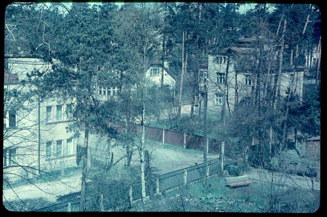 1980 год. Рига. Межапарк. Em. Darzinja un N. Ostrovska sturis