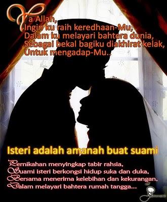 Doa Supaya Suami Rindu : supaya, suami, rindu, Untuk, Suami, Isteri, Solehah