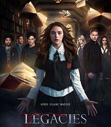 Sinopsis pemain genre Serial Legacies Season 2 (2019)