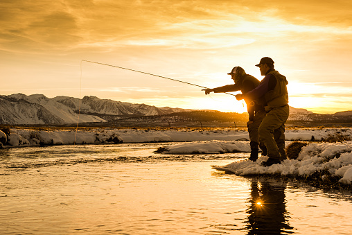 California Fly Fishing – Some Great Places to Do It