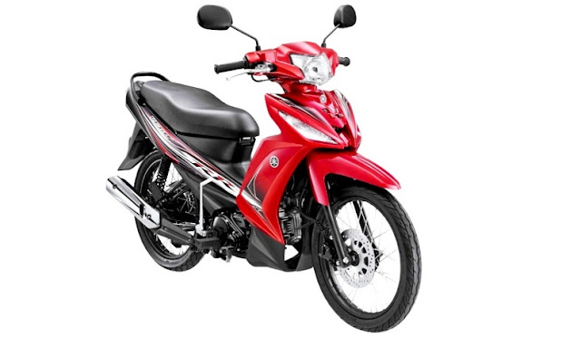 Harga dan Spesifikasi Yamaha Vega RR