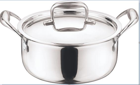 Vinod Platinum saucepot