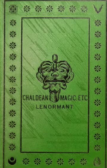CHALDEAN MAGIC