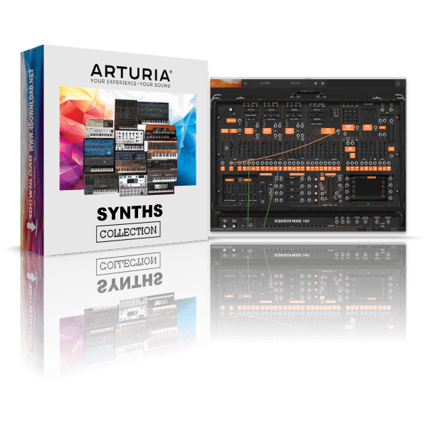 Arturia Synths Collection 2020.6 Full version
