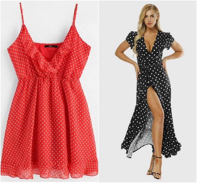 vestidos lunares - midolcebelleza