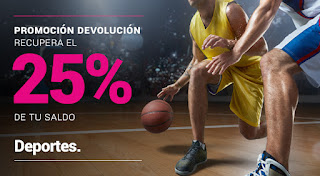Goldenpark promocion devolucion 15€ hasta 19-7-2020