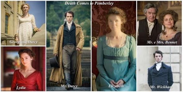Orgulho e preconceito - Death comes to pemberley