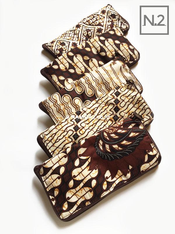 Tas Lipat Batik Murah Souvenir Seminar