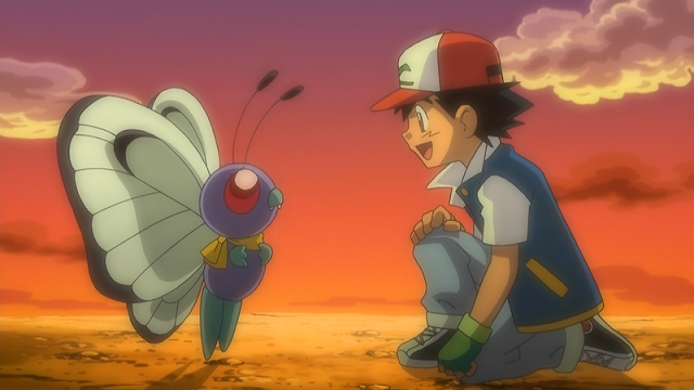 Butterfree Ash