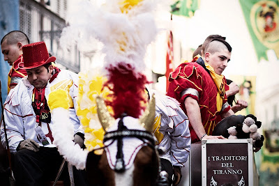 carnevale storico ivrea
