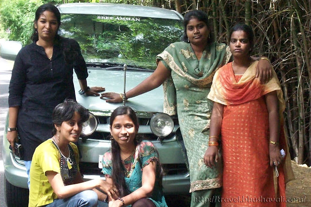 Girls only trip to Yercaud
