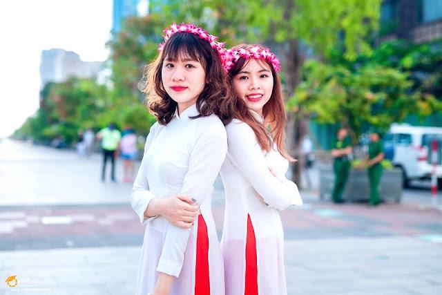 thuê áo dài Sài Gòn
