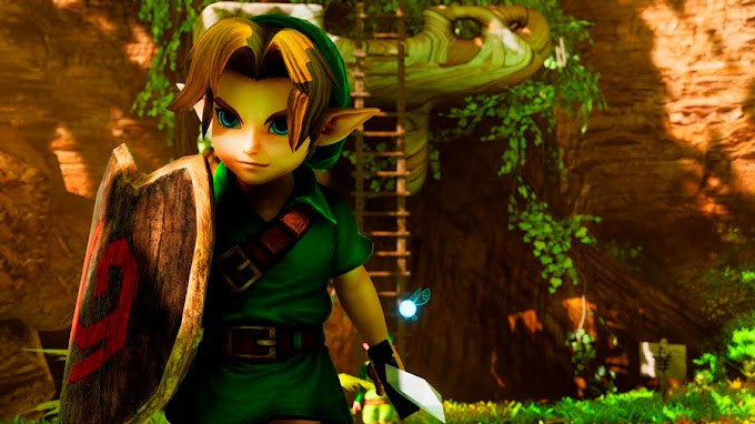 Ocarina of Time llegaría como remake a Nintendo Switch