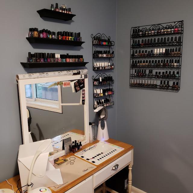 indie polish, nail polish, hobbies, Ottlite