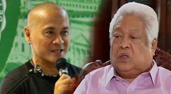 Political Science Expert tells Edcel Lagman and company to shut up!