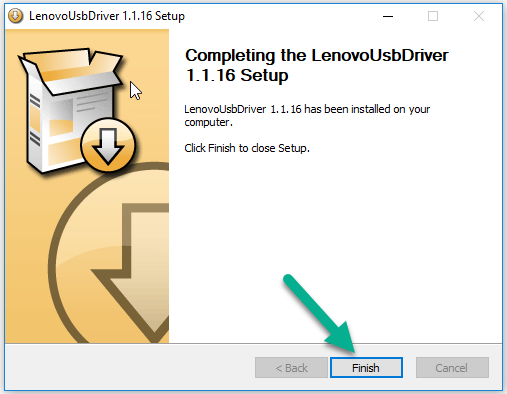 Complete Lenovo USB Drivers