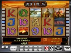 Jucat acum Attila Online