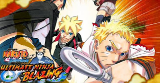Download Ultimate Ninja Blazing v1.5.5 Mod Apk