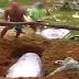 Que Loucura  Vídeo mostra enterro regado a cachaça e sem proteção contra Covid-19 no Cemitério de Periperi