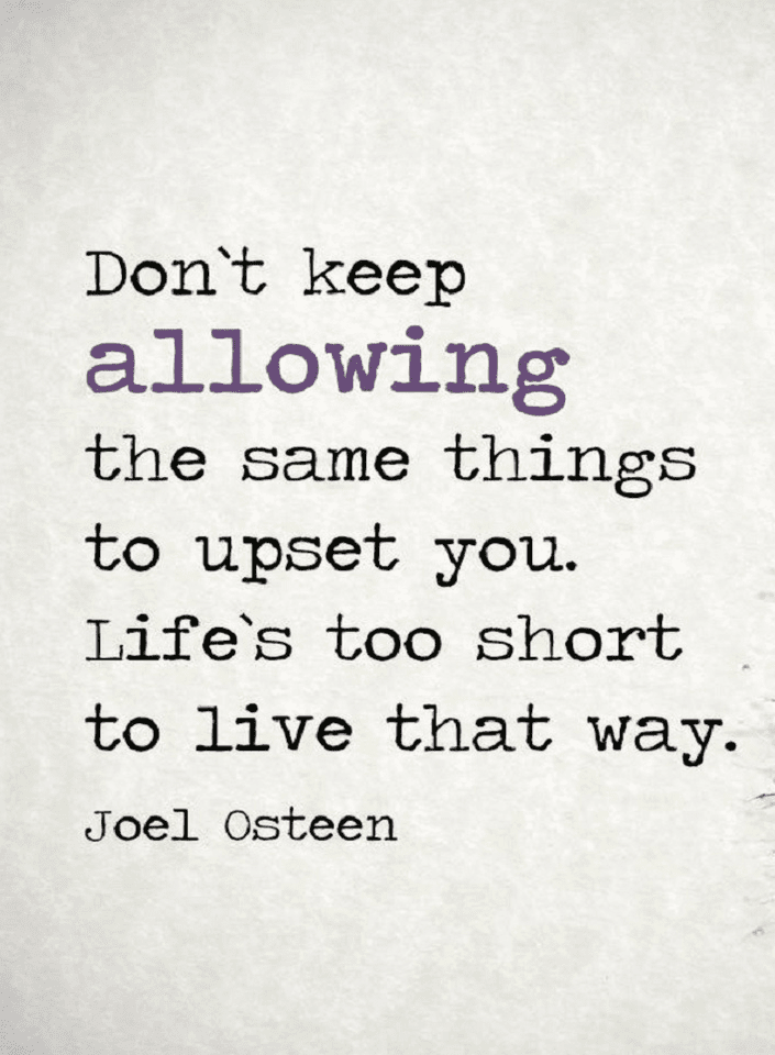 Joel Osteen Quotes, Self Control Quotes,