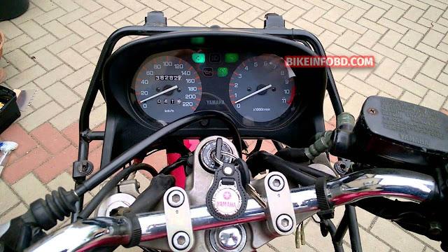 Yamaha XJ600S Diversion Speedometer
