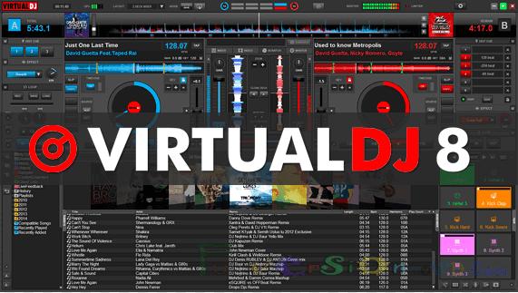 Atomix Virtual DJ Pro Infinity Full Version