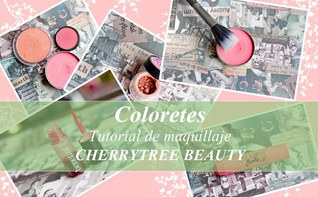 El colorete: tipologías y aplicación. .