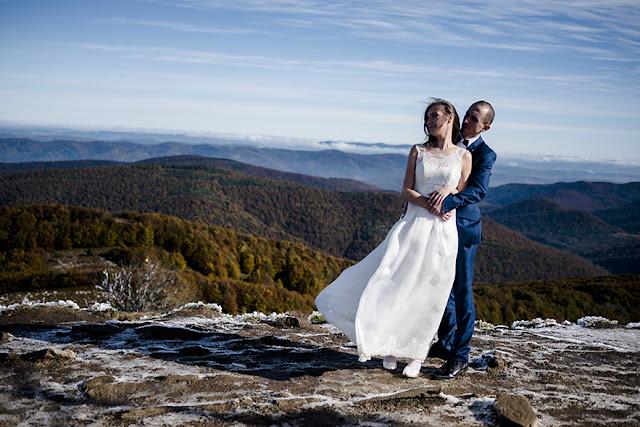 Plener Ślubny Moniki i Miłosza Radomsko