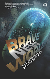 cover brave new world aldous huxley