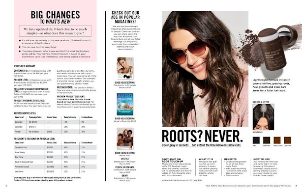 #Avon What's New Campaign 10 2020 - #Promoting Avon #Online
