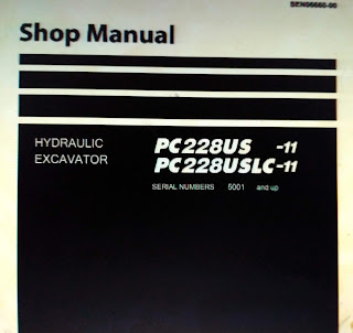 Download shop manual pc228US-11 pc228usLC-11